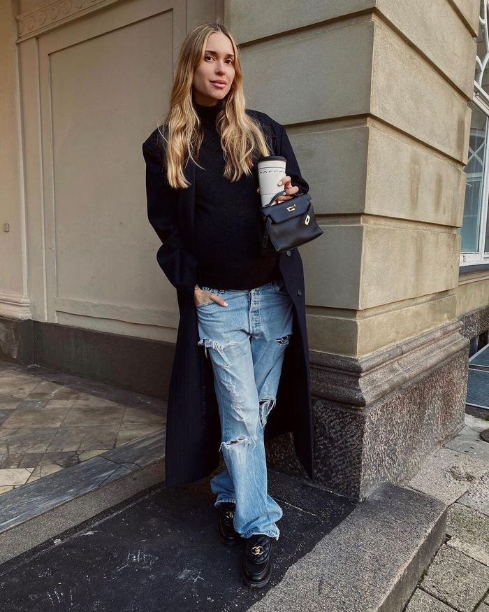 Affordable trends: ripped jeans