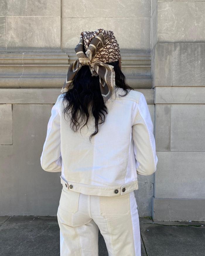 Hair Trends 2021: @chanelmckinsie