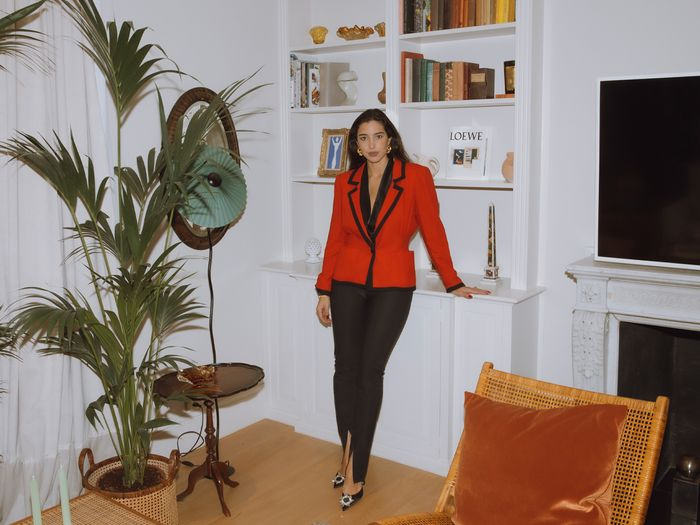 Best Wardrobes in Britain: Bettina Looney