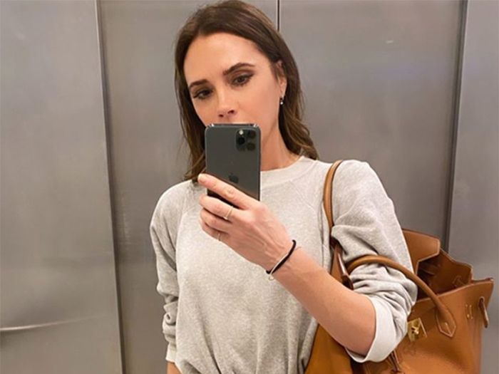 Victoria Beckham's Work From Home Outfits Are Just as Chic as You'd Expect