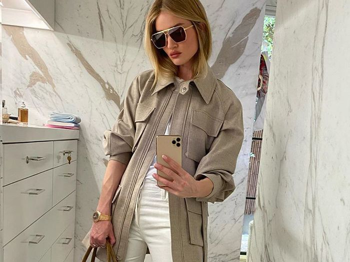 Rosie HW Has Confirmed This Zara Staple Is Going to Be Huge in 2021