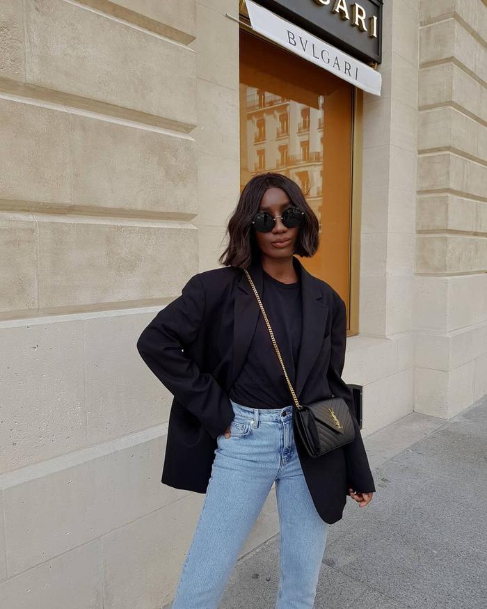 French Beauty: Aida Sane