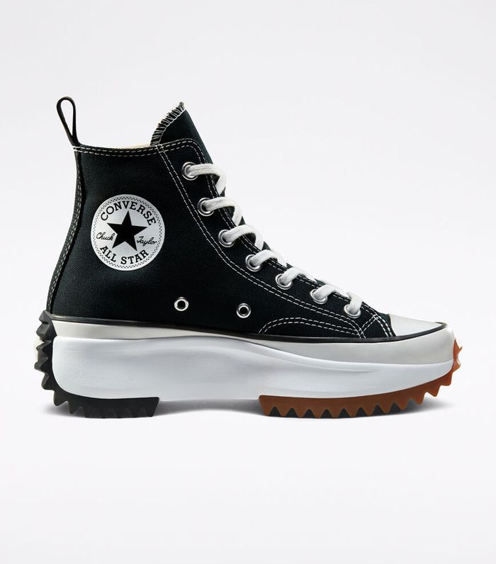 Converse Run Star Hike in Black