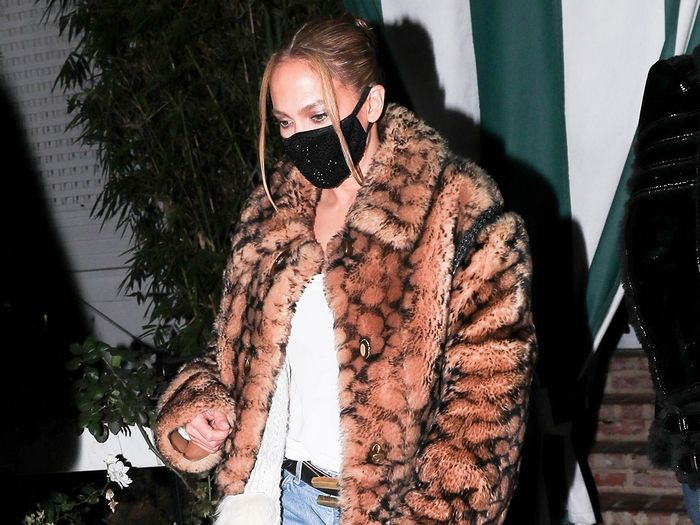 Jennifer Lopez's Jeans Are a Huge Departure From Basic Skinny Jeans