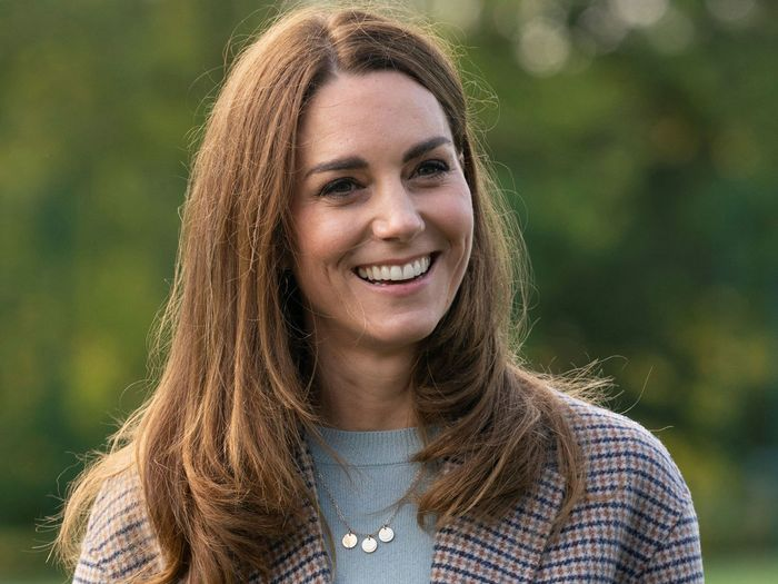 Kate Middleton Wore a Beautiful Holiday Blouse Straight From the Sale Section