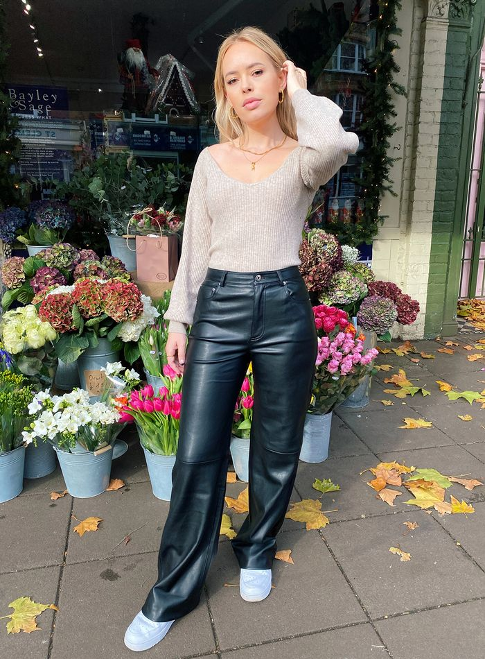 Tanya Burr autumn winter outfits: