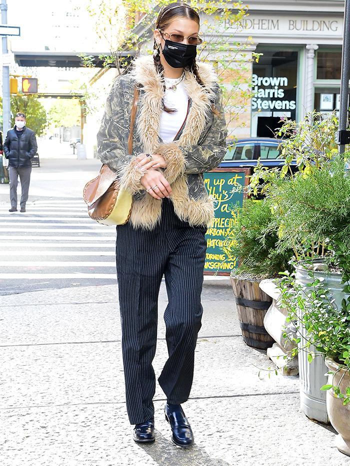 Bella Hadid outfits