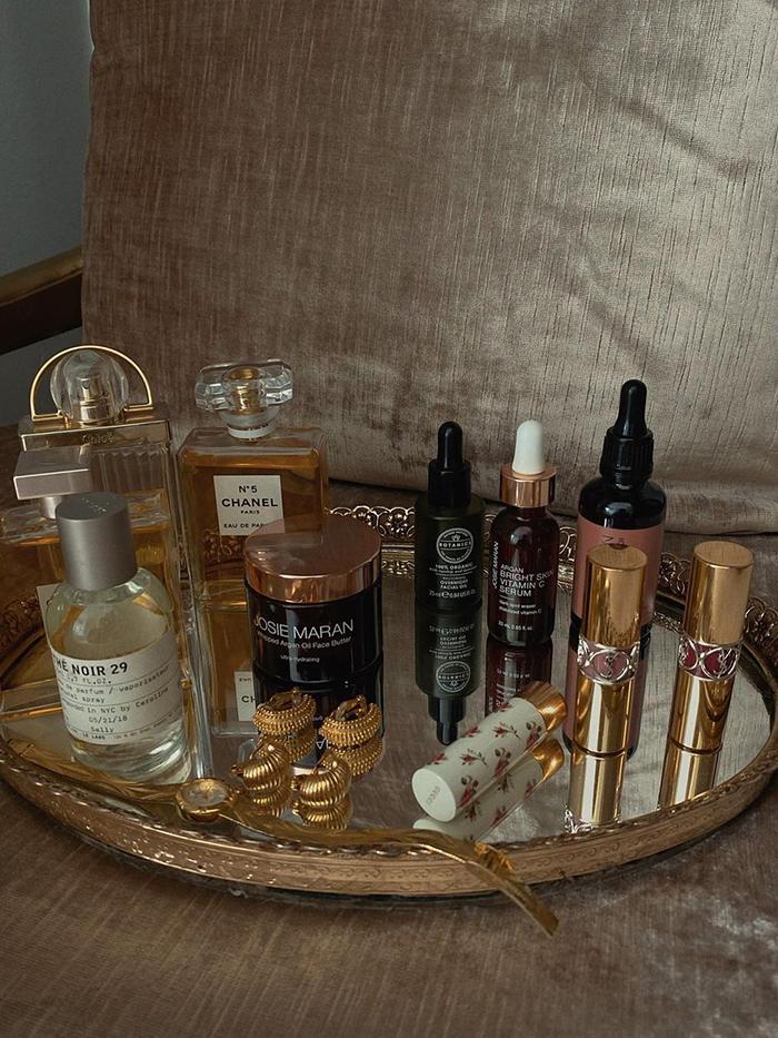 Skincare Routine for 60s: @sallyomo