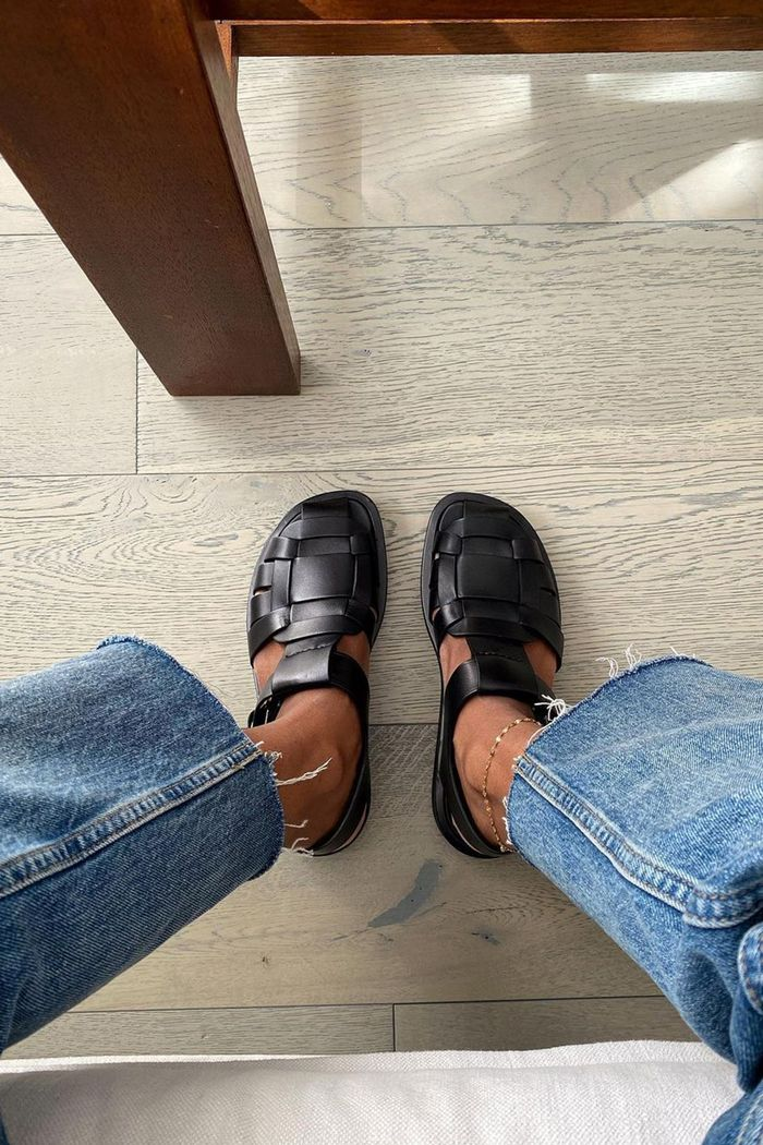 Microtrends 2021: fisherman sandals from The Row