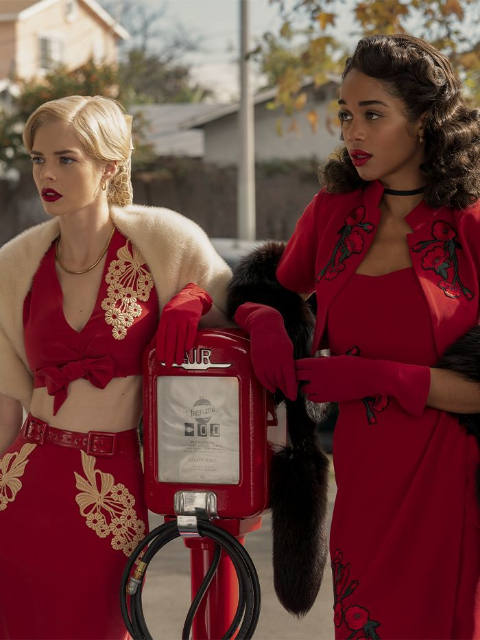 Best Television Fashion Moments: Hollywood