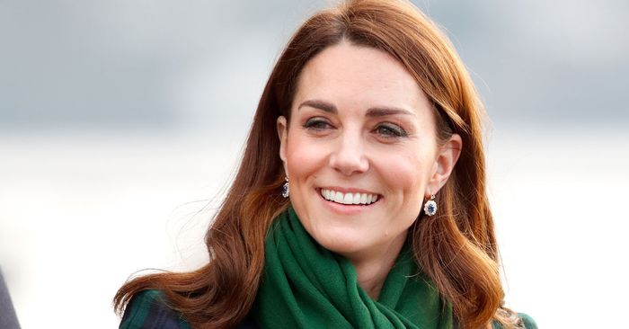 Kate Middleton Wore the $26 Gap Sweater That's Selling Like Hotcakes