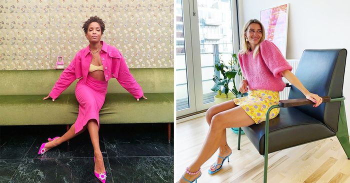This One Colour Is Going to Take Over Your Wardrobe in 2021