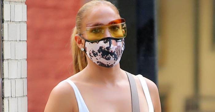 Jennifer Lopez Made Ugg Boots Look Glam—No Lie