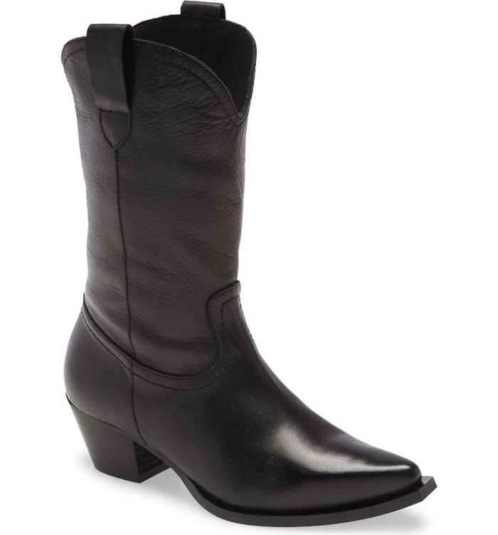 Intentionally Blank James Western Boots