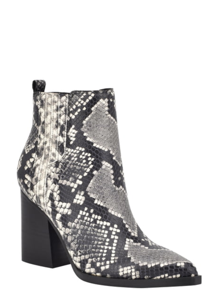 Marc Fisher Oshay Pointed Toe Booties