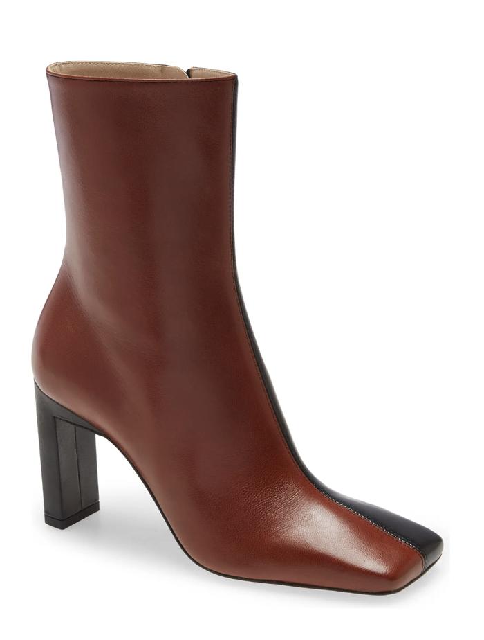 Wandler Isa Square Toe Boots