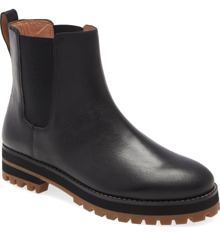Madewell Ivy Chelsea Boots