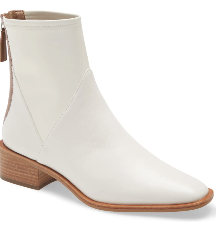 Linea Paolo Velore Colorblock Booties
