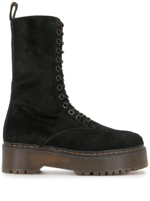 Altuzarra Drew Combat Boots