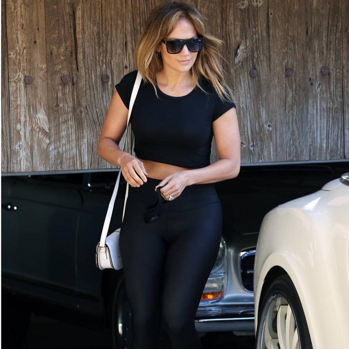 Jennifer Lopez's 2020 style