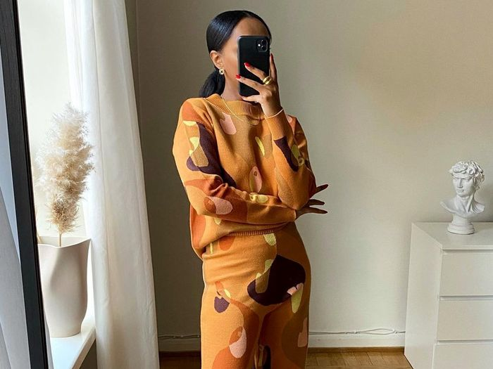 We'd Never Have Guessed This Cool Loungewear Set Was So Affordable