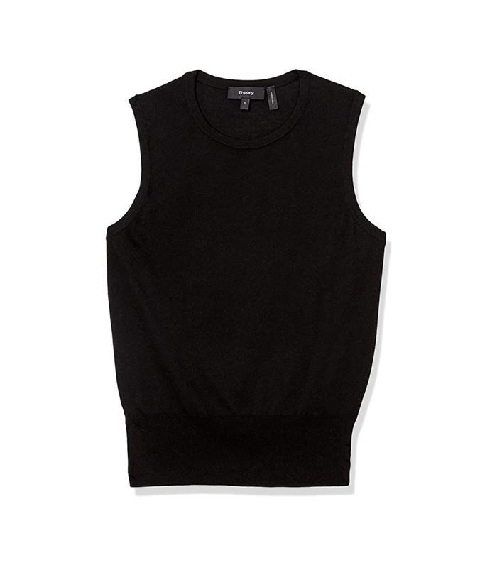 chic sweater vest