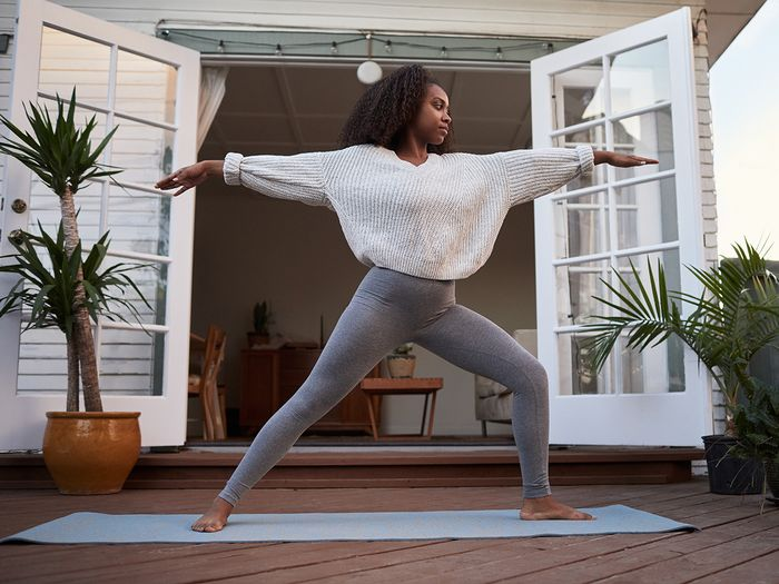 TK Yoga Poses for Stress Relief