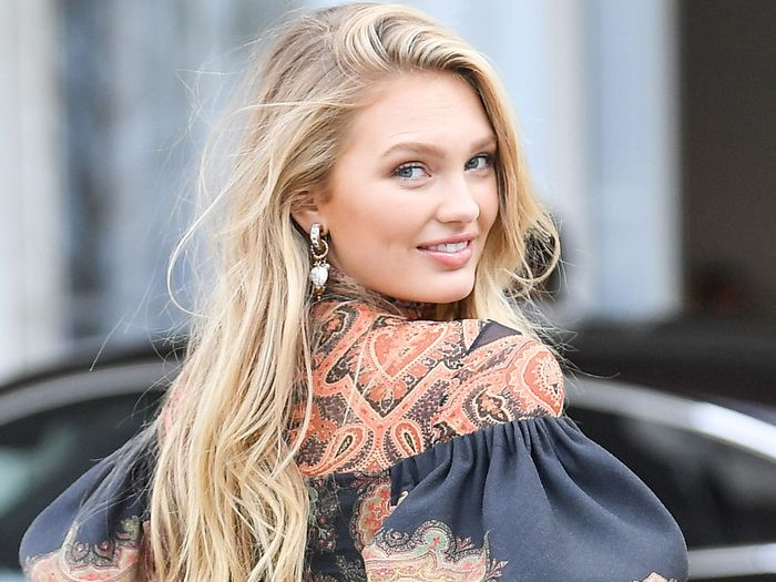 Romee Strijd's baby announcement - baby name and first photo