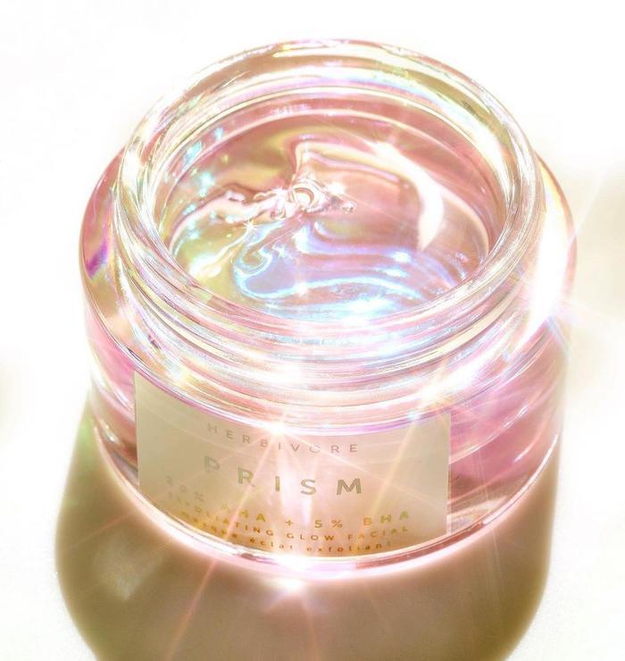 Brightening face masks: Herbivore Prism Exfoliating Glow Facial