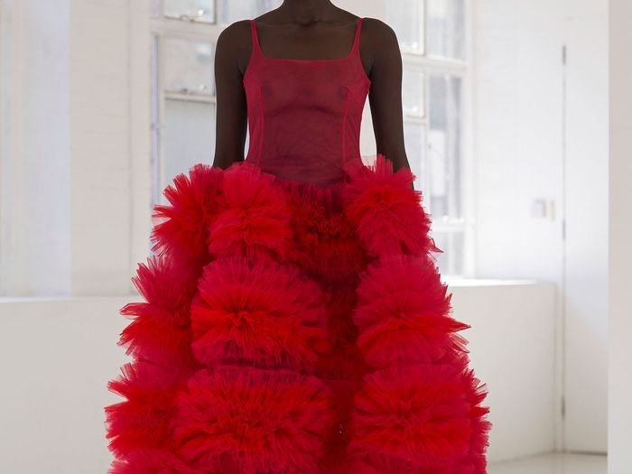 I Bet These 16 Over-the-Top Runway Dresses Will Be on the Red Carpet This Year
