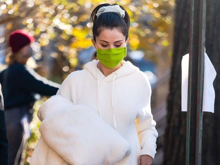 Selena Gomez Wore Cozy Ugg Items Head-to-Toe and You Can Too