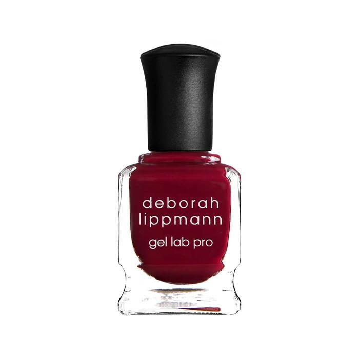 Deborah Lippmann Gel Lab Pro Nail Color in Lady Is a Tramp