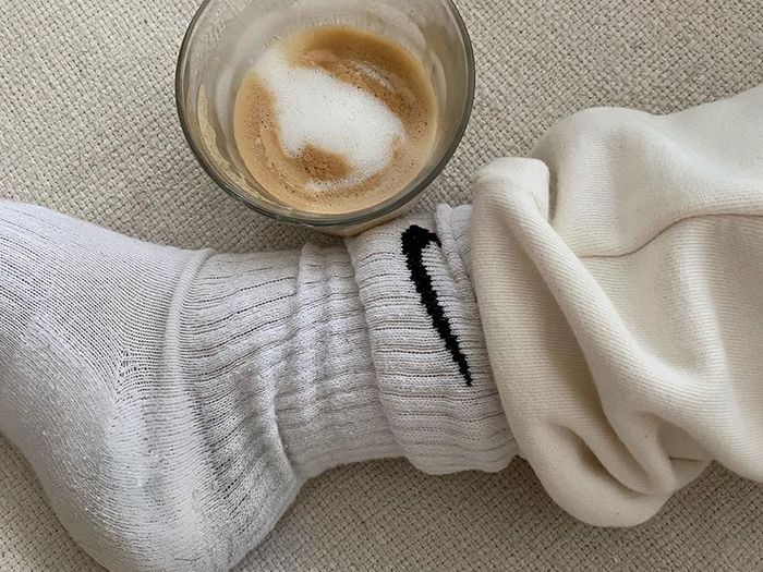 We Think These Are the Coziest Socks for Lounging at Home