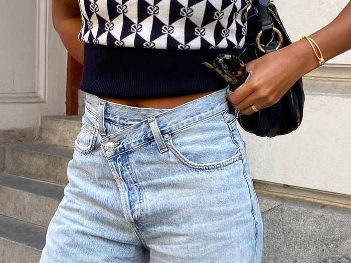 You're Going to See a Lot of This Very Specific Denim Style This Year