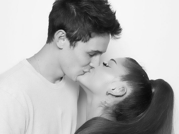 Surprise! Ariana Grande is In Love—And Officially Engaged