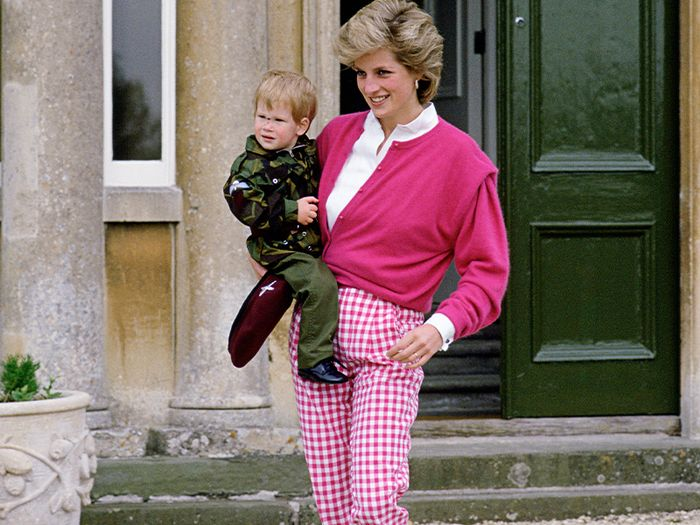 The Trending 2021 Items That Princess Diana Wore First