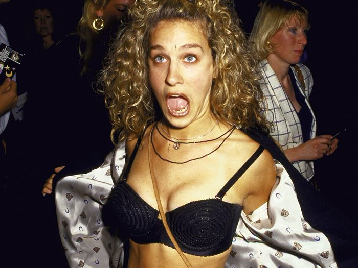 Sarah Jessica Parker '80s Style