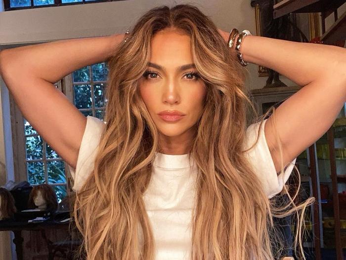 "J.Lo's ""Cheeky"" Bikini Signals a Major 2021 Swimsuit Trend"