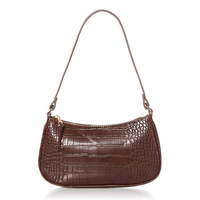 The Drop Melanie Baguette Bag