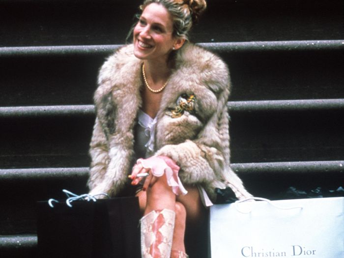 SATC Is Coming Back—This Is What I Want to See Carrie Wearing