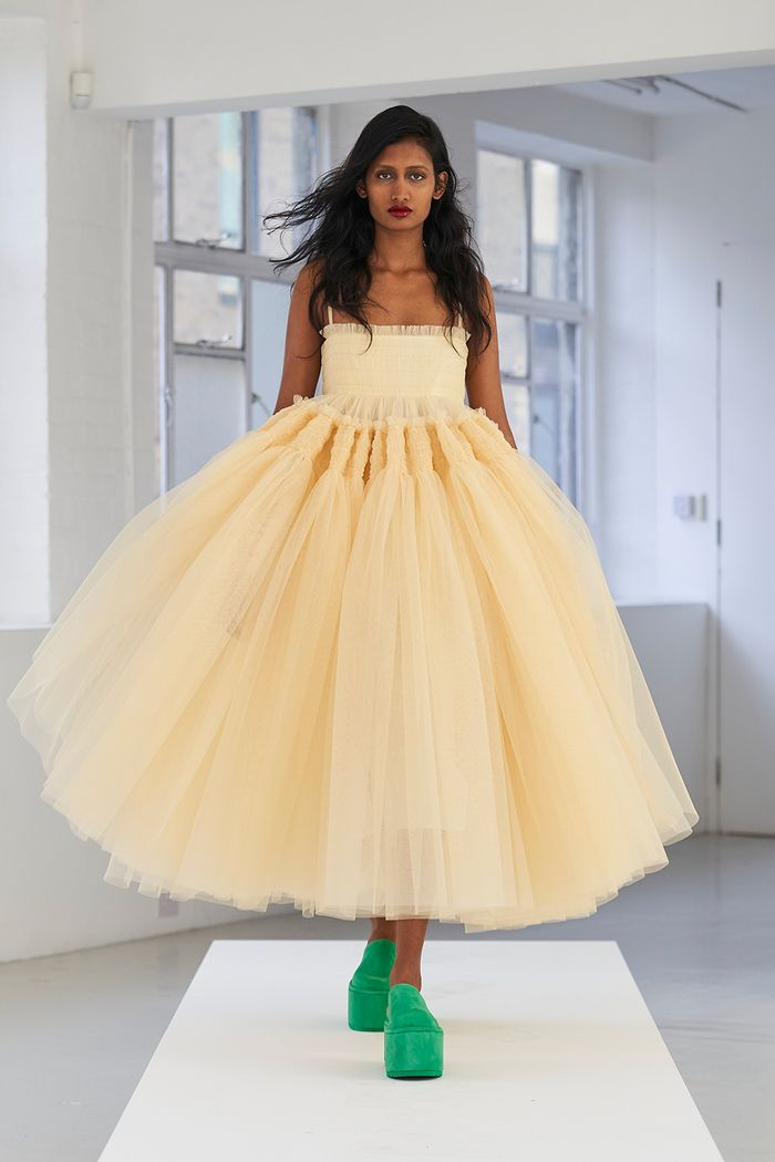 Sex and the City reboot: Molly Goddard tulle dress