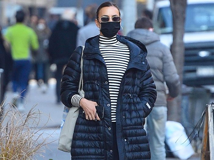 Celebrities Make Black Leggings Look Chic With These 6 Items