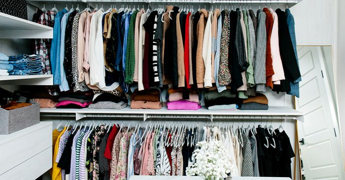 "I Let My Husband Help Me Clean Out My Closet—Here's What We Said ""See Ya"" To"