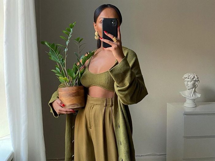 7 Empowering Ways to Wear the Bra-Top Trend