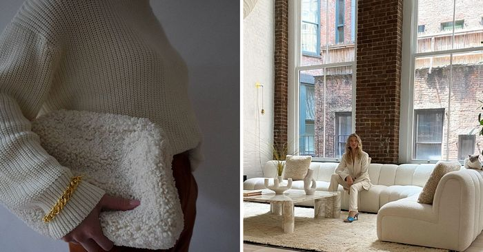 If It Doesn't Come in White Bouclé, I'm Not Interested