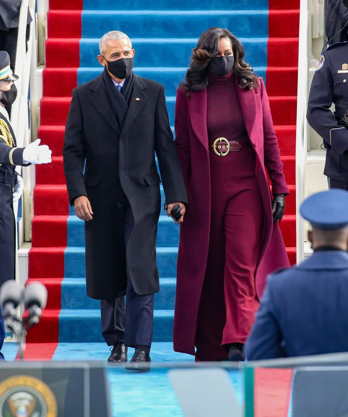 Michelle Obama's Inauguration outfit