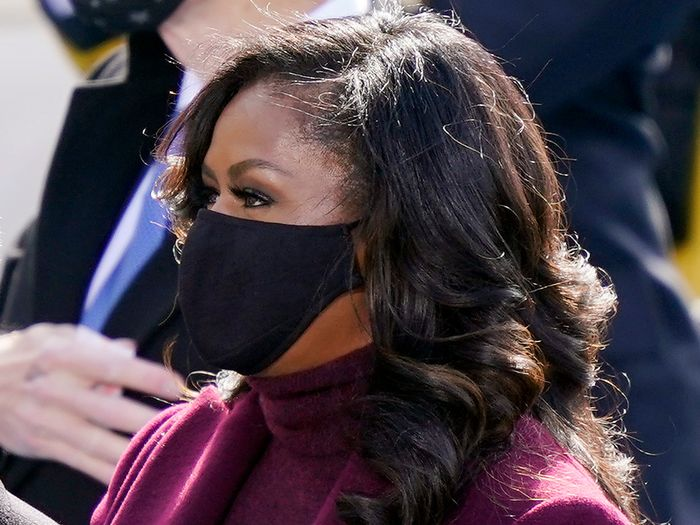 Michelle Obama Wore This $16 Holy-Grail Glossier Product on Inauguration Day