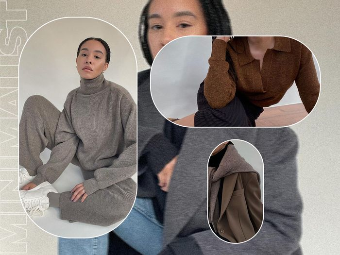 minimalist clothing trends 2021