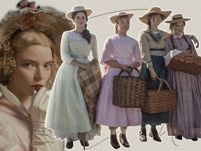 The 6 Trends I'll Be Wearing to Pretend I'm Living in a Period Drama