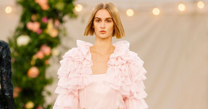 33 Ethereal Eye-Candy Dresses From Couture Week